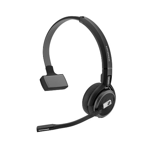 Sennheiser SDW 5036 mobile headset Monaural Head-band Black,Grey