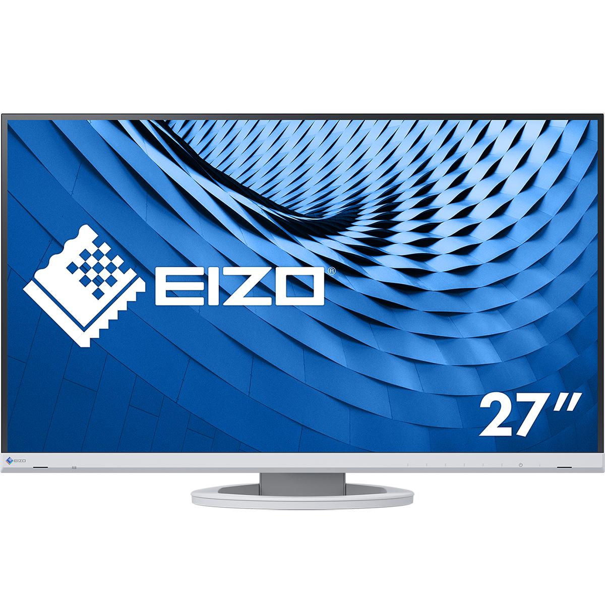 EIZO FlexScan EV2760-WT LED display 68.6 cm (27