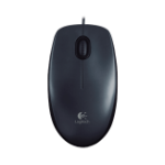 LOGITECH Full-size Corded Mouse