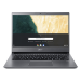 "Acer Chromebook CB714-1WT-37DC Gris 35,6 cm (14"") 1920 x 1080 Pixeles Pantalla táctil 8ª generación de procesadores Intel® Core™ i3 i3-8130U 8 GB DDR4-SDRAM 64 GB Flash Chrome OS"