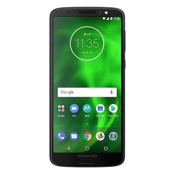 """Motorola moto g⁶ 5.7"""" Single SIM 4G 3GB 32GB 3000mAh Indigo PAAJ0004GB"""