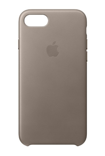 """Apple MQH62ZM/A mobile phone case 11.9 cm (4.7"""") Skin case Taupe"""