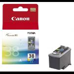 Canon 2146B001 (CL-38) Printhead cartridge color, 207 pages, 9ml