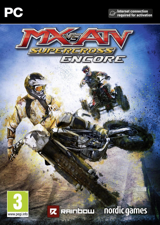 Nexway MX vs ATV Supercross Encore vídeo juego PC Básico Español