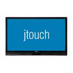 "Infocus INF6500EAG 65"" 1920 x 1080pixels Multi-touch Black touch screen monitor"