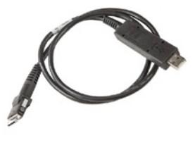 Intermec 236-297-001 kabeladapter/verloopstukje USB A Zwart