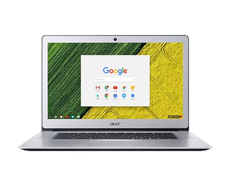 "Acer Chromebook 15 CB515-1HT-P099 Silver 39.6 cm (15.6"") 1920 x 1080 pixels Touchscreen Intel® Pentium® N4200 4 GB LPDDR4-SDRAM 64 GB Flash"