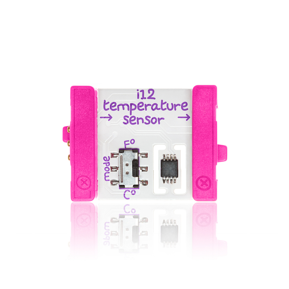 LITTLEBITS Input Bits - Temperature Sensor