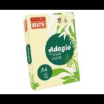 ADAGIO Rey Adagio A4 Paper 80gsm Canary RM500