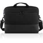 "DELL PO1520CS notebook case 38.1 cm (15"") Briefcase Black"