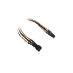 BitFenix Omnigrid (3-pin) - Omnigrid (3-pin), 0.6m 0.6m internal power cable