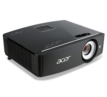 Acer Professional and Education P6200 Desktop projector 5000ANSI lumens DLP XGA (1024x768) 3D Black data projector
