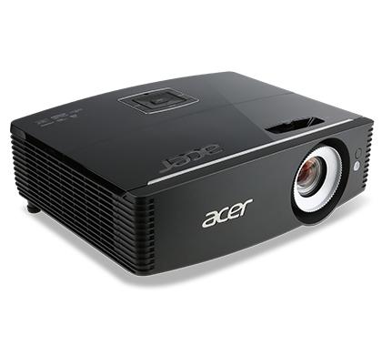 Acer Professional and Education P6200 data projector 5000 ANSI lumens DLP XGA (1024x768) 3D Desktop projector Black