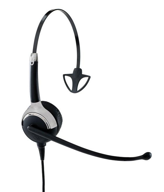 VXi UC ProSet 10P DC Monaural Head-band headset