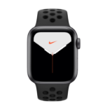 Apple Watch Nike Series 5 smartwatch Grey OLED Cellular GPS (satellite)