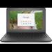 "HP Chromebook 11 G6 EE Grijs 29,5 cm (11.6"") 1366 x 768 Pixels Touchscreen Intel® Celeron® N3350 4 GB LPDDR4-SDRAM 32 GB eMMC"