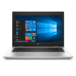 "HP ProBook 640 G4 Silver Notebook 35.6 cm (14"") 1920 x 1080 pixels Touchscreen 8th gen Intel® Core™ i5 8 GB DDR4-SDRAM 256 GB SSD Windows 10 Pro"