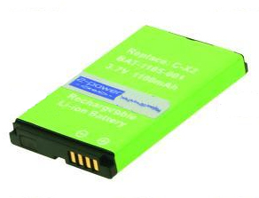2-Power PDA0060A handheld mobile computer spare part Battery