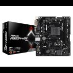 Asrock A320M-HDV R3.0 motherboard Socket AM4 Micro ATX AMD A320