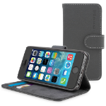 "TheSnugg B01CIL5QN4 4"" Wallet case Grey mobile phone case"