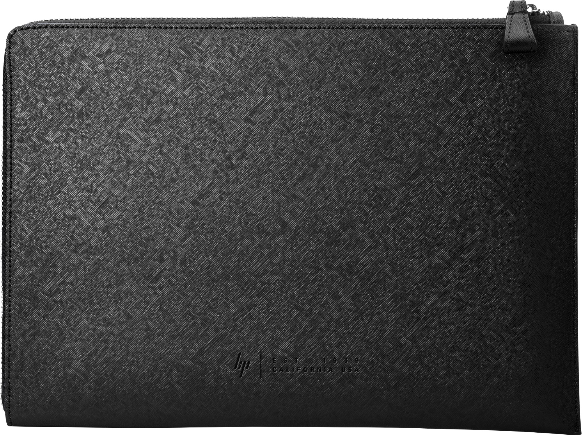 HP Elite 13.3 Black Leather Sleeve notebook case 33.8 cm (13.3