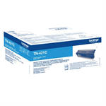 Brother TN-421C Toner cyan, 1.8K pages