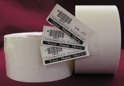 Zebra Thermal Transfer/Direct Thermal Labels 2000D