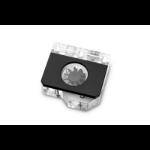 EK Water Blocks 3831109829721 hardware cooling accessory Black, Transparent