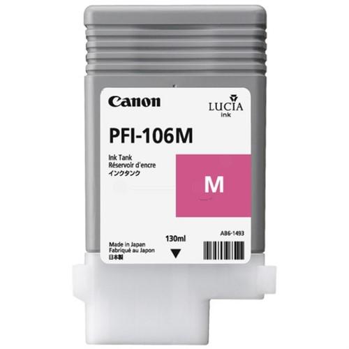 Canon 6623B001 (PFI-106 M) Ink cartridge magenta, 130ml