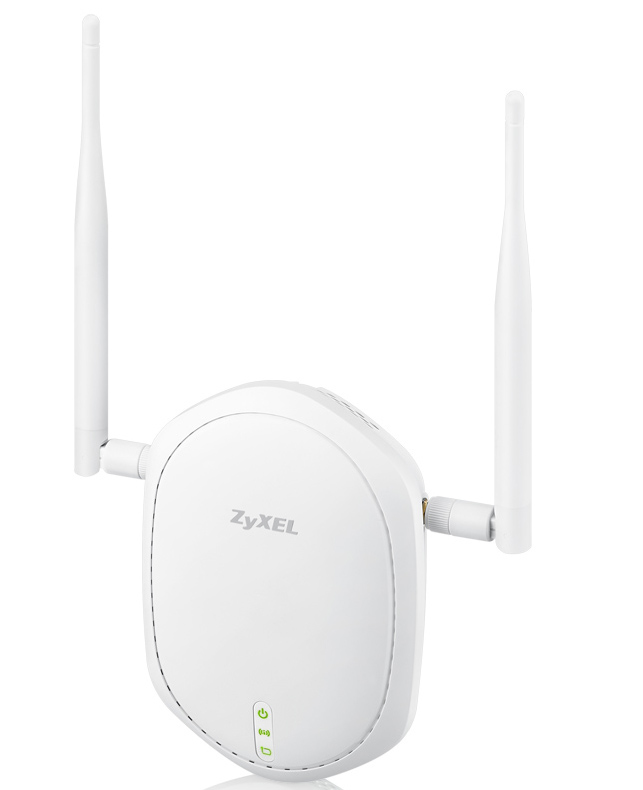 ZyXEL NWA1100-NH 1000Mbit/s Power over Ethernet (PoE) White WLAN access point