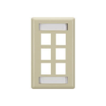 Black Box WP478C wall plate/switch cover Ivory