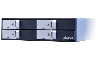 Akasa AK-IEN-02 drive bay panel