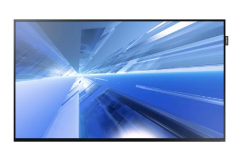 "Samsung LH55DCEPLGC signage display 139.7 cm (55"") LED Full HD Digital signage flat panel Black"