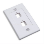 Intellinet 163293 wall plate/switch cover White