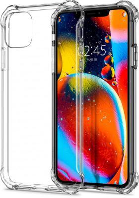 Spigen Rugged Crystal mobiele telefoon behuizingen Hoes Transparant