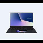 "ASUS ZenBook Pro UX480FD-E1044T Blue Notebook 35.6 cm (14"") 1920 x 1080 pixels Touchscreen 1.8 GHz 8th gen Intel® Core™ i7 i7-8565U"