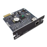 APC 10/100BASE-T network management card 2