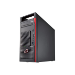 Fujitsu CELSIUS M770 Intel® Xeon® W-2123 16 GB DDR4-SDRAM 256 GB SSD Black,Red Rack-mounted chassis Workstation