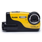"Kodak WP1 16.44MP HD-Ready 1/2.3"" CCD 130g action sports camera"