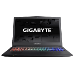 "Gigabyte Sabre 15W V8-CF1 Black Notebook 39.6 cm (15.6"") 1920 x 1080 pixels 2.20 GHz 8th gen Intel® Core™ i7 i7-8750H"