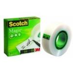 Scotch Magic Tape, 19mmx33m, Matt 33 m