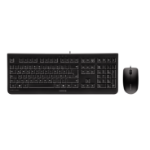 CHERRY DC 2000 keyboard USB AZERTY French Black