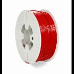 Verbatim 55061 3D printing material Polyethylene Terephthalate Glycol (PETG) Red 1 kg