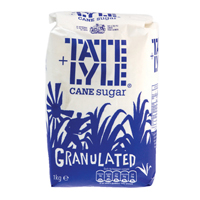 TATE & LYLE GRANULATED SUGAR 1KG PK15