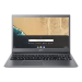 "Acer Chromebook CB715-1W Gris 39,6 cm (15.6"") 1920 x 1080 Pixeles 8ª generación de procesadores Intel® Core™ i3 8 GB DDR4-SDRAM 64 GB Flash Chrome OS"