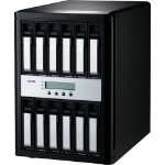 Areca ARC-8050T3-12 Desktop Ethernet LAN Black storage server