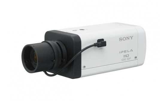 Sony fixed IP cam Full HD 1080p