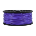 Monoprice 11549 ABS Violet 1000g 3D printing material