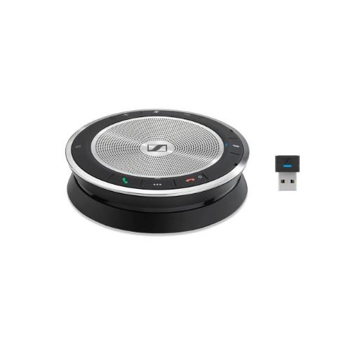 Sennheiser SP 30+ speakerphone Universal Black,Silver Bluetooth