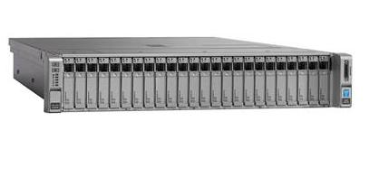 Cisco UCS C240 M4 2.2GHz E5-2650V4 Rack (2U)